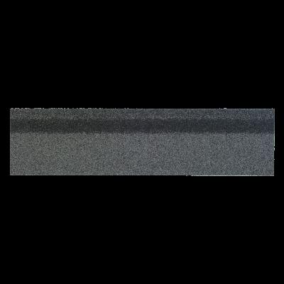 Коньки-карнизы SHINGLAS Серый микс 253х1003 мм (20 гонтов, 20 пог.м, 5 кв.м) - 1
