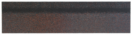 Коньки-карнизы SHINGLAS Азия 253х1003 мм (20 гонтов, 20 пог.м, 5 кв.м) - 2
