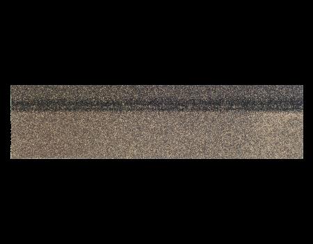 Коньки-карнизы SHINGLAS Прерия 253х1003 мм (20 гонтов, 20 пог.м, 5 кв.м) - 1