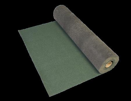 Ендовный ковер SHINGLAS, 10x1 м, Темно-зеленый - 1