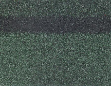Коньки-карнизы SHINGLAS Зелёный 253х1003 мм (20 гонтов, 20 пог.м, 5 кв.м) - 1