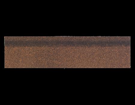 Коньки-карнизы SHINGLAS Аризона 253х1003 мм (20 гонтов, 20 пог.м, 5 кв.м) - 1