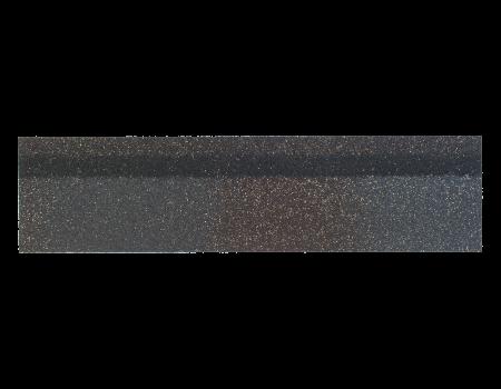 Коньки-карнизы SHINGLAS Атланта 253х1003 мм (20 гонтов, 20 пог.м, 5 кв.м) - 1