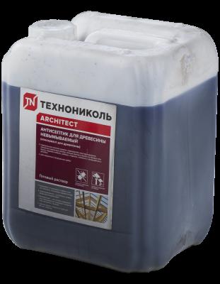 Антисептик для древесины невымываемый (готовый состав), 10 л - 1