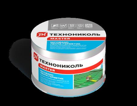 NICOBAND серебристый 10м х 10см ГП (коробка 3 рулона) - 1