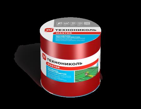 NICOBAND красный 10м х 15см ГП (коробка 2 рулона) - 1