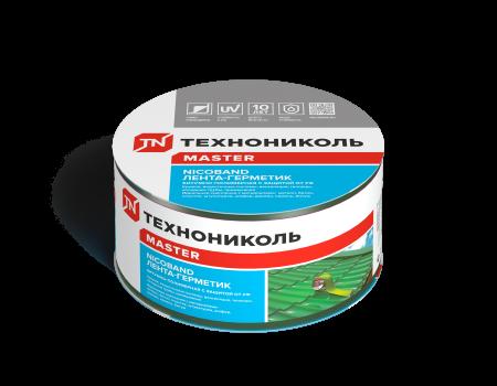 NICOBAND зеленый 10м х 7,5см ГП (коробка 4 рулона) - 1