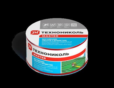 NICOBAND красный 10м х 7,5см ГП (коробка 4 рулона) - 1