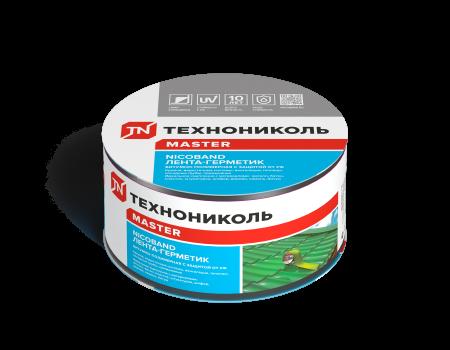 NICOBAND темно-серый 10м х 7,5см ГП (коробка 4 рулона) - 1