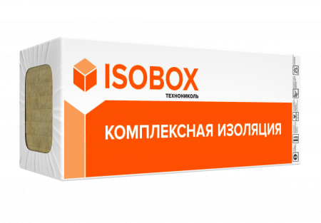Утеплитель ИЗОБОКС ЭКСТРАЛАЙТ, 1200Х600 - 1