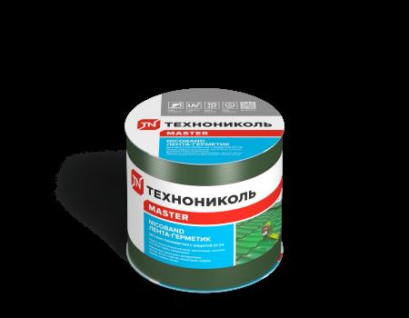 NICOBAND зеленый 3м х 10см ГП (коробка 12 рулонов) - 1