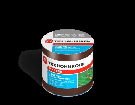 NICOBAND коричневый 3м х 10см ГП (коробка 12 рулонов) - 1