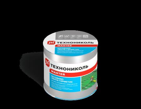 NICOBAND серебристый 3м х 10см ГП (коробка 12 рулонов) - 1