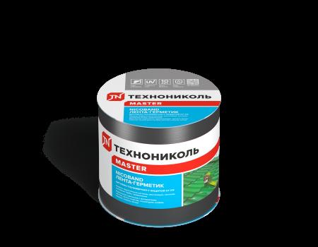 NICOBAND темно-серый 3м х 10см ГП (коробка 12 рулонов) - 1
