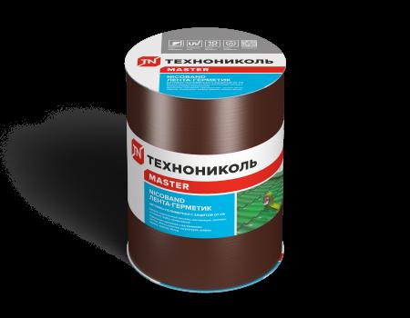 NICOBAND коричневый 3м х 15см ГП (коробка 8 рулонов) - 1