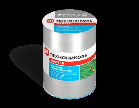 NICOBAND серебристый 3м х 15см ГП (коробка 8 рулонов) - 1