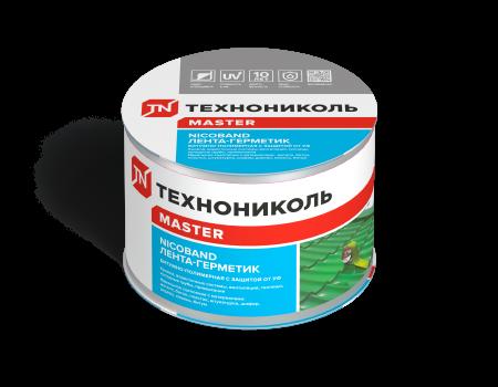 NICOBAND серебристый 3м х 7,5см ГП (коробка 16 рулонов) - 1