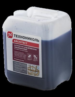Антисептик для древесины невымываемый (готовый состав), 5 л - 1