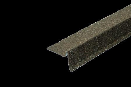 Планка торцевая с гранулятом - 1