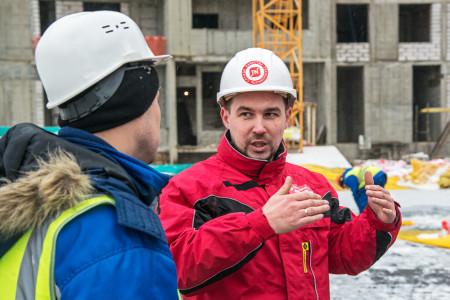 Сопровождение монтажа строительных материалов - 1