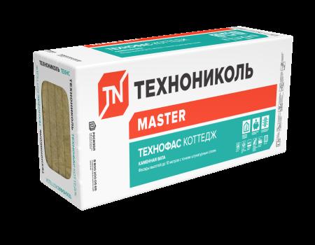 Утеплитель ТЕХНОФАС КОТТЕДЖ, 1200х600 мм - 2