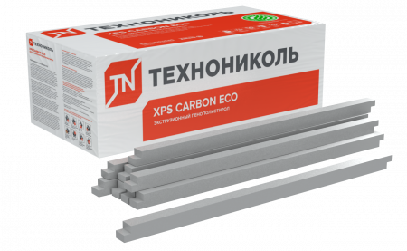 БРУСКИ XPS CARBON ECO 1180х50х50-L (96 шт) - 1