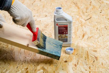 Антисептик для древесины невымываемый (готовый состав), 5 л - 2