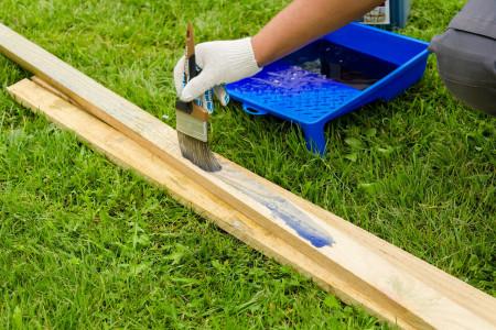 Антисептик для древесины невымываемый (готовый состав), 5 л - 6