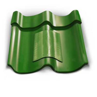 NICOBAND зеленый 10м х 10см ГП (коробка 3 рулона) - 2