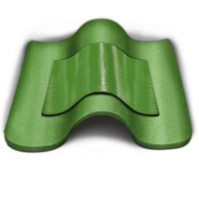 NICOBAND зеленый 10м х 20см ГП (коробка 1 рулон) - 3