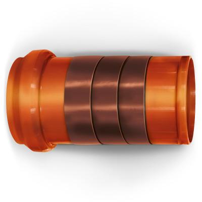 NICOBAND коричневый 10м х 10см ГП (коробка 3 рулона) - 3