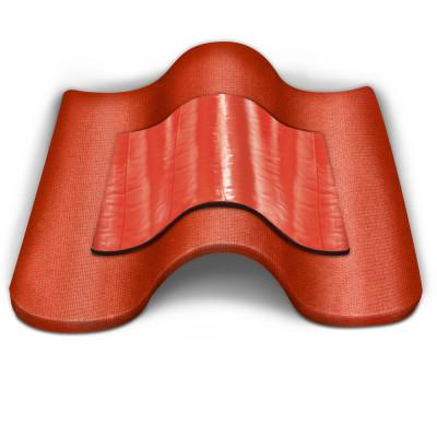 NICOBAND красный 3м х 10см ГП (коробка 12 рулонов) - 2