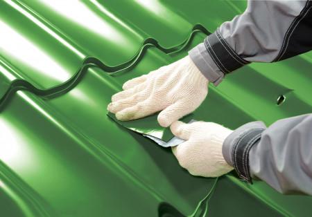 NICOBAND зеленый 10м х 7,5см ГП (коробка 4 рулона) - 4