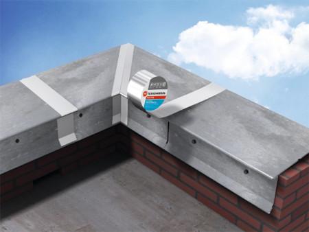 NICOBAND серебристый 10м х 10см ГП (коробка 3 рулона) - 4