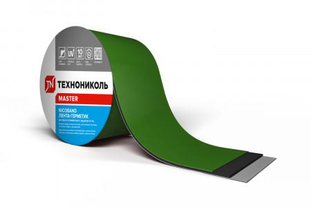 NICOBAND зеленый 3м х 7,5см ГП (коробка 16 рулонов) - 5