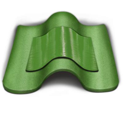 NICOBAND зеленый 10м х 10см ГП (коробка 3 рулона) - 6
