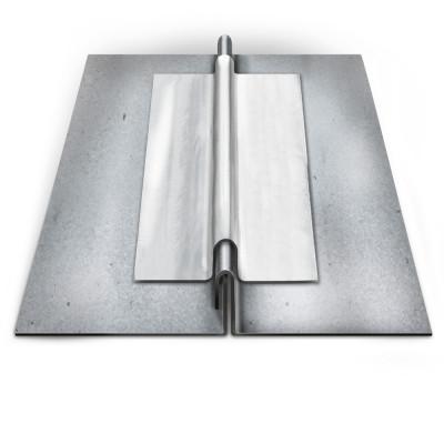 NICOBAND серебристый 10м х 10см ГП (коробка 3 рулона) - 6