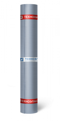 Техноэласт С ЭКС сланец серый, 10х1 м - 1
