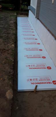 XPS CARBON ECO 1180х580х100-L (4 плит, 2,74 кв.м) - 6
