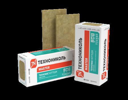 Утеплитель ТЕХНОФАС КОТТЕДЖ, 1200х600 мм - 1