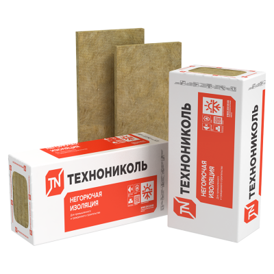 Утеплитель ТЕХНОФАС ЭФФЕКТ - 1