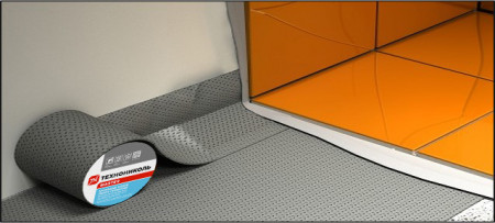 NICOBAND INSIDE внутренний 10 м х 10 см ГП (коробка 3 рулона) - 7