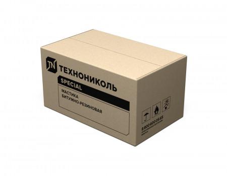 Мастика битумно-резиновая МБР-75, коробка 14 кг - 1