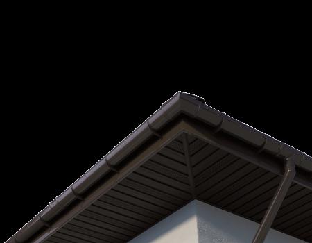 ТН ПВХ D125/82 мм угол желоба, регулируемый 90°-150° - 13