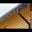 ТН ПВХ МАКСИ колено трубы 67°, коричневое - 11