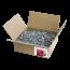 Ершенные гвозди оцинкованные SHINGLAS, 30х3,5 мм, 5 кг - 1