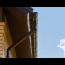 ТН ПВХ МАКСИ колено трубы 67°, коричневое - 13