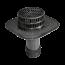 Воронка ТЕХНОНИКОЛЬ ремонтная c уплотнителем, 90х240 мм - 1