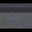 Коньки-карнизы SHINGLAS Серый микс 253х1003 мм (20 гонтов, 20 пог.м, 5 кв.м) - 2