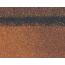 Коньки-карнизы SHINGLAS Оранж 253х1003 мм (20 гонтов, 20 пог.м, 5 кв.м) - 1